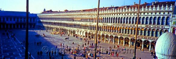 Mark's Square, Venice