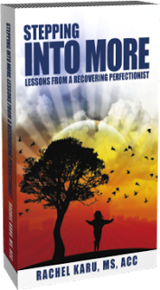 Stepping Into More - Book Launch - Perfectionists Welcome!